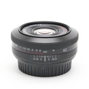 《良品》Voigtlander ULTRON 40mm F2 SLII Aspherical(キヤノンEF用)|ymapcamera