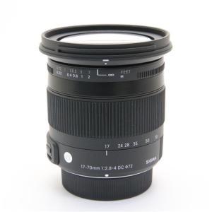 《良品》SIGMA C 17-70mm F2.8-4 DC MACRO OS HSM(ニコン用)|ymapcamera