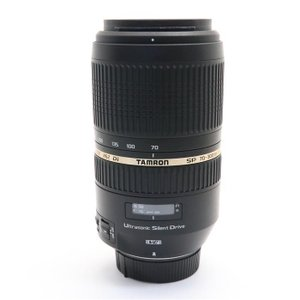 《並品》TAMRON SP 70-300mm F4-5.6 Di VC USD/Model A005NII(ニコン用)|ymapcamera