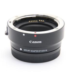 《美品》Canon マウントアダプターキヤノンEFレンズ-キヤノンEOS Mボディ用|ymapcamera