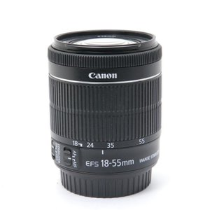 《並品》Canon EF-S18-55mm F3.5-5.6 IS STM|ymapcamera