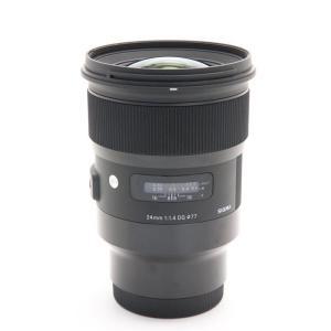 《良品》SIGMA A 24mm F1.4 DG HSM(ソニーE用/フルサイズ対応)|ymapcamera