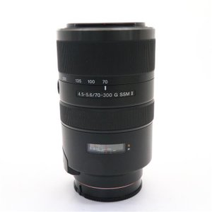 《良品》SONY 70-300mm F4.5-5.6 G SSM II SAL70300G2|ymapcamera