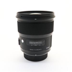 《良品》SIGMA A 24mm F1.4 DG HSM(ニコン用)|ymapcamera