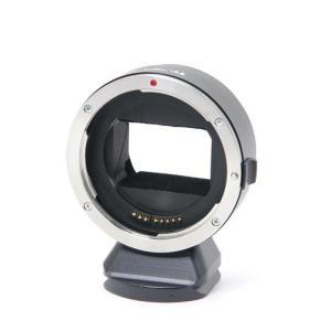 《美品》TECHART マウントアダプター EOS-NEX III(キヤノンEFレンズ/ソニーEボディ)|ymapcamera