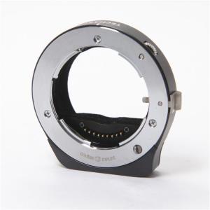 《良品》TECHART マウントアダプター TA-GA III(コンタックスGレンズ/ソニーEボディ) 電子接点付き|ymapcamera