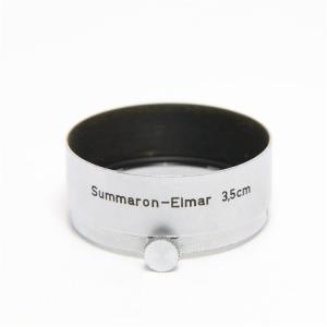《良品》Leica FOOKH ズマロン/エルマー35mm F3.5用フード ymapcamera