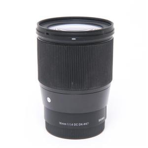 《並品》SIGMA  C 16mm F1.4 DC DN(ソニーE用) ymapcamera