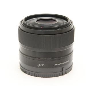 《並品》SONY E 35mm F1.8 OSS SEL35F18 ymapcamera
