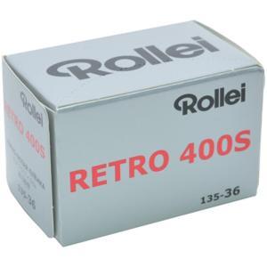 《新品アクセサリー》 Rollei(ローライ) Retro 400s 135-36枚撮り 〔35mm/白黒フィルム〕|ymapcamera
