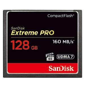 《新品アクセサリー》 SanDisk(サンディスク) ExtremePro CF 128GB SDCFXPS-128G-J61|ymapcamera