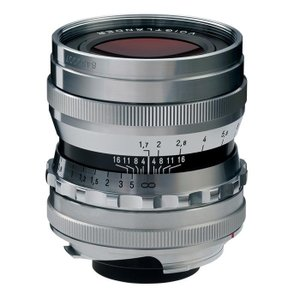 《新品》 Voigtlander(フォクトレンダー) ULTRON 35mm F1.7 Vintage Line Aspherical VM シルバー|ymapcamera