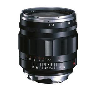 《新品》 Voigtlander(フォクトレンダー) NOKTON 35mm F1.2 Aspherical II VM(ライカM用)|ymapcamera