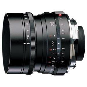 《新品》 Voigtlander(フォクトレンダー) ULTRON 28mm F2 VM(ライカM用)|ymapcamera