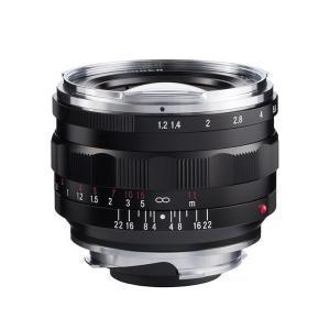 《新品》 Voigtlander (フォクトレンダー) NOKTON 40mm F1.2 Aspherical VM (ライカM用)|ymapcamera
