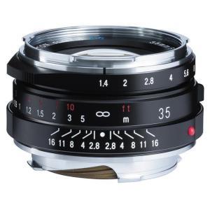 《新品》 Voigtlander(フォクトレンダー) NOKTON classic 35mm F1.4 II SC VM(ライカM用) ymapcamera