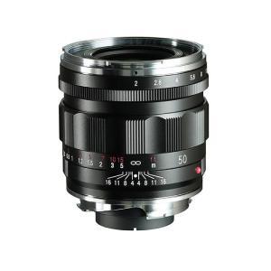 《新品》Voigtlander (フォクトレンダー) APO-LANTHAR 50mm F2 Aspherical VM (ライカM用) ymapcamera