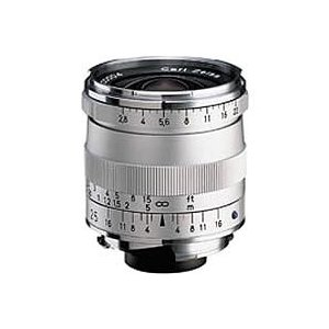 《新品》 Carl Zeiss(カールツァイス) Biogon T* 25mm F2.8 ZM(ライカM用) シルバー ymapcamera