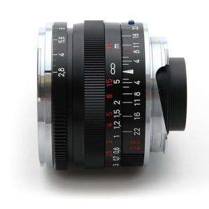 《新品》 Carl Zeiss(カールツァイス) Biogon T* 28mm F2.8 ZM(ライカM用) ブラック ymapcamera