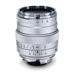 《新品》 Carl Zeiss (カールツァイス) Distagon T* 35mm F1.4 ZM(ライカM用) シルバー ymapcamera
