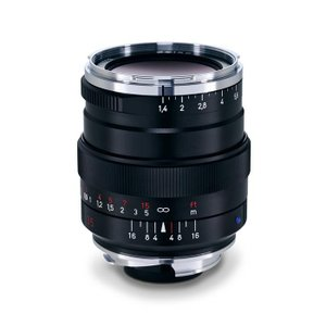 《新品》 Carl Zeiss (カールツァイス) Distagon T* 35mm F1.4 ZM(ライカM用) ブラック ymapcamera