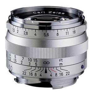 《新品》 Carl Zeiss(カールツァイス) C Sonnar T* 50mm F1.5 ZM(ライカM用) シルバー〔納期未定・予約商品〕 ymapcamera