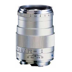 《新品》 Carl Zeiss(カールツァイス) Tele-Tessar T* 85mm F4 ZM(ライカM用) シルバー ymapcamera