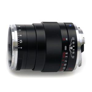 《新品》 Carl Zeiss(カールツァイス) Tele-Tessar T* 85mm F4 ZM(ライカM用) ブラック ymapcamera