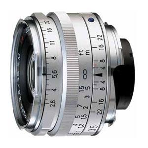 《新品》 Carl Zeiss(カールツァイス) C Biogon T* 35mm F2.8 ZM(ライカM用) シルバー ymapcamera