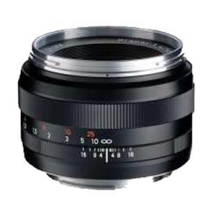 《新品》 Carl Zeiss(カールツァイス) Planar T* 50mm F1.4 ZE(キヤノンEF用) ymapcamera
