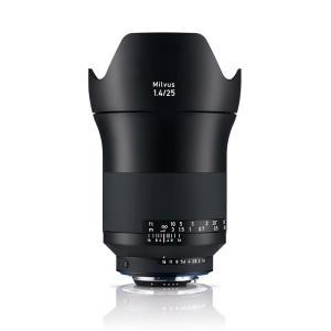 【ご予約受付中】《新品》 Carl Zeiss(カールツァイス) Milvus 25mm F1.4 ZF.2(ニコンF用) 発売予定日 :2017年12月7日|ymapcamera
