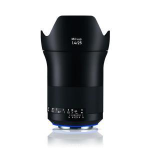 【ご予約受付中】《新品》 Carl Zeiss(カールツァイス) Milvus 25mm F1.4 ZE(キヤノンEF用) 発売予定日 :2017年12月7日|ymapcamera