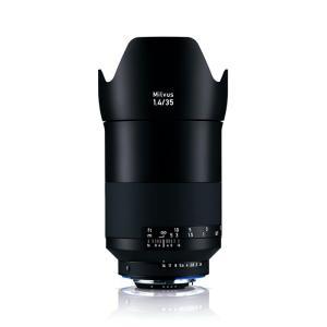 《新品》Carl Zeiss (カールツァイス) Milvus 35mm F1.4 ZF.2(ニコンF用)|ymapcamera
