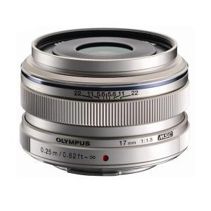 《新品》 OLYMPUS(オリンパス) M.ZUIKO DIGITAL 17mm F1.8 シルバー(マイクロフォーサーズ)〔レンズフード別売〕|ymapcamera