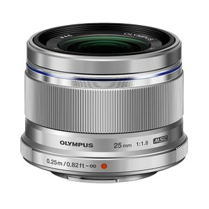 《新品》 OLYMPUS(オリンパス) M.ZUIKO DIGITAL 25mm F1.8 シルバー(マイクロフォーサーズ)|ymapcamera