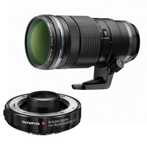 《新品》 OLYMPUS(オリンパス) M.ZUIKO DIGITAL ED 40-150mm F2.8 PROテレコンバーターキット 【¥10,000-キャッシュバック対象】