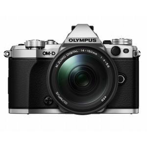 《新品》 OLYMPUS (オリンパス) OM-D E-M5 MarkII 14-150mmIIレンズキット シルバー|ymapcamera