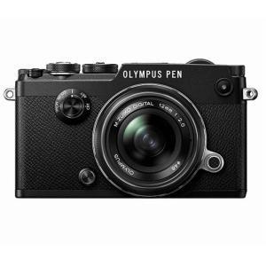 《新品》 OLYMPUS (オリンパス) PEN-F 12mmF2.0レンズキット ブラック|ymapcamera