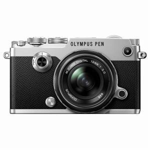 《新品》 OLYMPUS (オリンパス) PEN-F 12mmF2.0レンズキット シルバー|ymapcamera