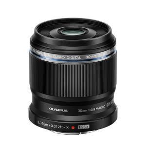 《新品》 OLYMPUS (オリンパス) M.ZUIKO DIGITAL ED 30mm F3.5 Macro(マイクロフォーサーズ)【カメラと同時購入で、¥3,000-キャッシュバック】|ymapcamera