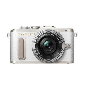 《新品》 OLYMPUS(オリンパス)  PEN E-PL8 14-42mm EZレンズキット ホワイト|ymapcamera
