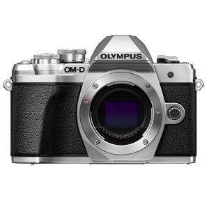 《新品》 OLYMPUS (オリンパス) OM-D E-M10 Mark III ボディ シルバー|ymapcamera