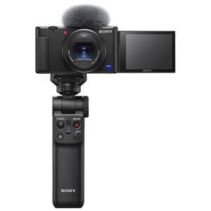 《新品》 SONY (ソニー) VLOGCAM ZV-1G シューティンググリップキット ymapcamera