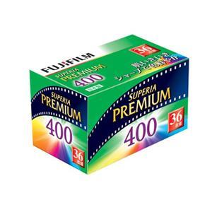 《新品アクセサリー》 FUJIFILM(フジフイルム) SUPERIA PREMIUM 400 135/36枚撮り|ymapcamera