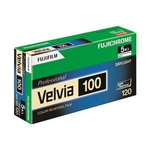 《新品アクセサリー》 FUJIFILM (フジフィルム) VELVIA100 EP NP 120/5本パック|ymapcamera