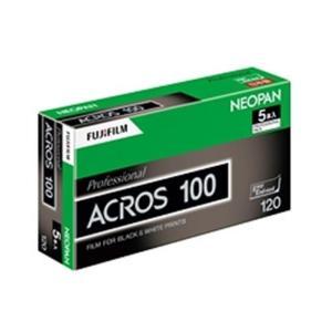 《新品アクセサリー》 FUJIFILM (フジフィルム) ACROS100 EP NP 120/5本パック|ymapcamera