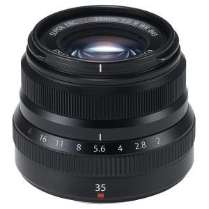 《新品》 FUJIFILM(フジフイルム) フジノン XF35mm F2 R WR ブラック|ymapcamera