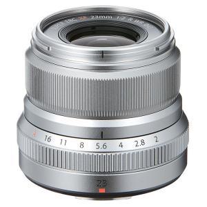 《新品》 FUJIFILM(フジフイルム) フジノン XF23mm F2 R WR シルバー|ymapcamera
