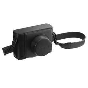 《新品アクセサリー》 FUJIFILM (フジフィルム) レザーケース LC-X100F ブラック ymapcamera