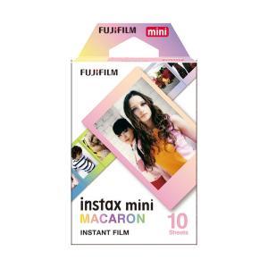 《新品アクセサリー》 FUJIFILM (フジフイルム) チェキ用フィルム instax mini マカロン ymapcamera